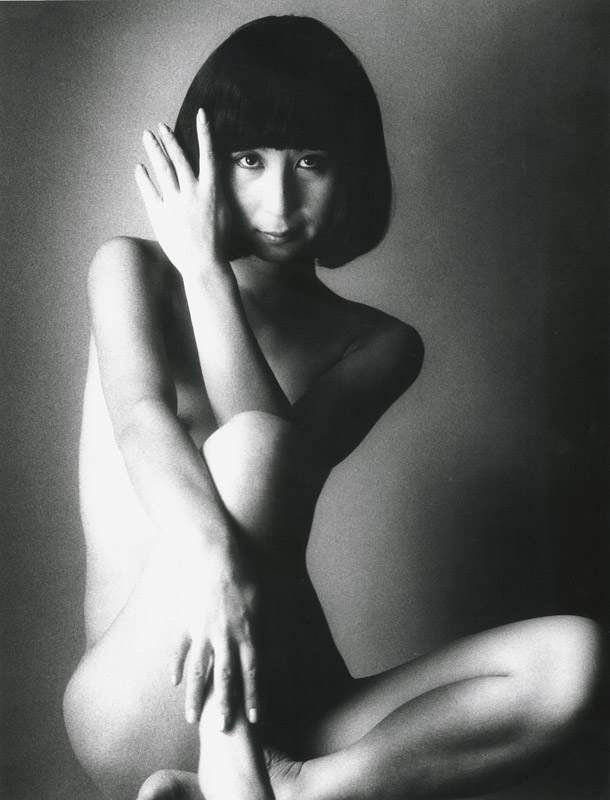 Kyogi Yano - Female Nude