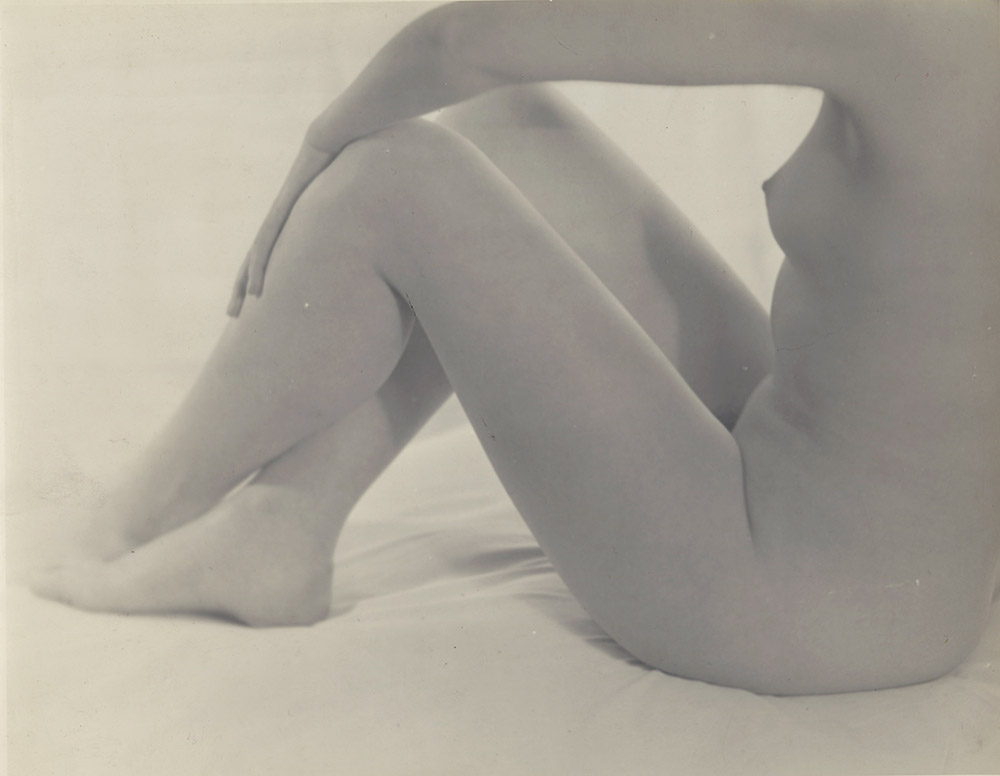 Laure Albin-Guillot - Female Nude