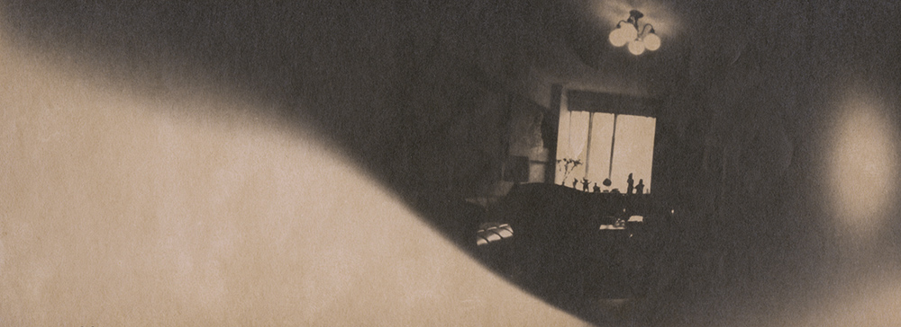 Sally Avery - Pinhole Panorama of Apartment