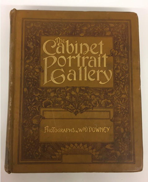 W. & D. Downey - The Cabinet Portrait Gallery