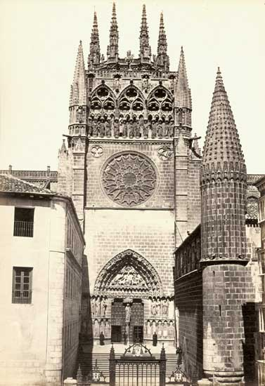 Juan Laurent - Cathedrale de Burges