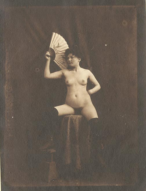 Anonymous - Female Nude
