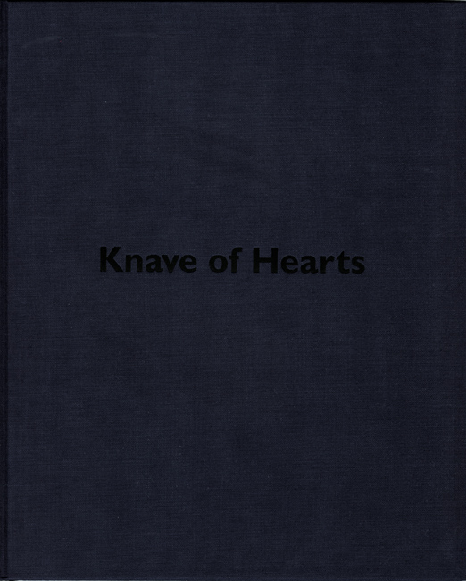 Danny Lyon - Knave of Hearts (Signed Edition)