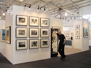 Vintage Works booth at a recent exhibition